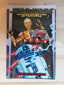 Star Wars Adventures: Mechanical Mayhem