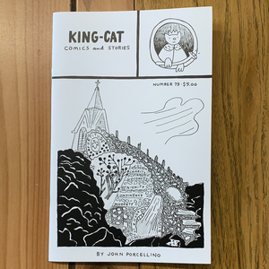 King-Cat Comics and Stories #79