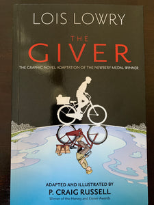 The Giver: Graphic Novel Adaptation