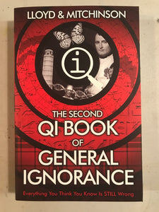 The Second QI Book of General Ignorance