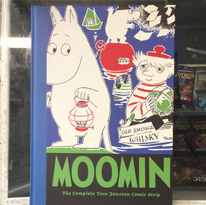 Moomin: The Complete Tove Jansson Comic Strip Volume 3
