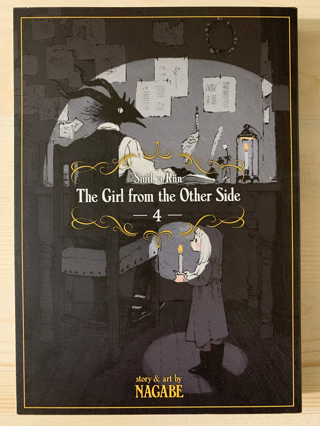 The Girl from the Other Side Volume 4