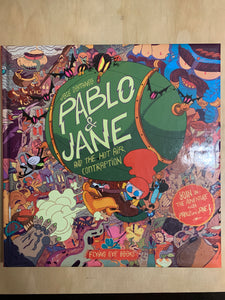 Pablo & Jane: And the Hot Air Contraption