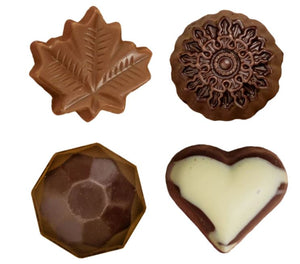 ASSORTED CHOCOLATES 4 PIECES