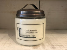 Load image into Gallery viewer, Soy Candle - Eucalyptus Essential Oil