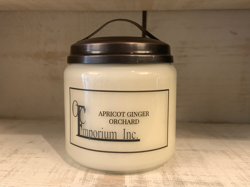 Soy Candle - Apricot Ginger Orchard