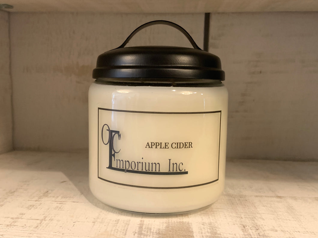 Soy Candle - Apple Cider scent