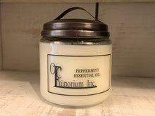 Load image into Gallery viewer, Soy Candle - Peppermint Essential Oil