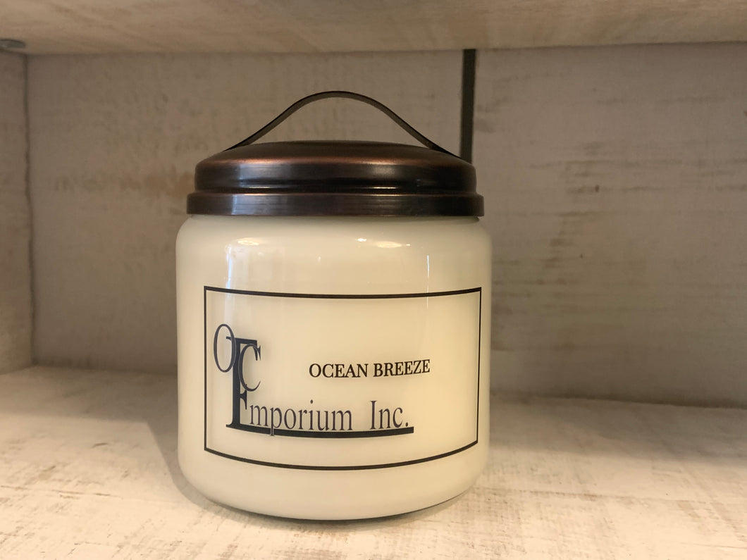 Soy Candle - Ocean Breeze