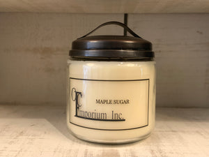 Soy Candle - Maple Sugar