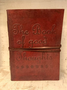 The Book of Good Thoughts journal/diary/sketch book