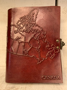 Oh Canada journal/diary/sketch book - size medium