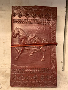 Journal/diary/sketch book - Horse