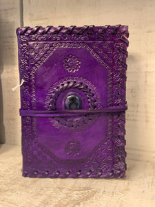 Journal/diary/sketch book - purple