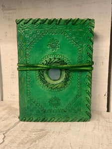 Journal/diary/sketch book - green