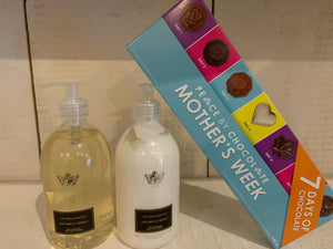 Peace by Chocolate/Perth Soap Co. Gift Set