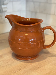 Longaberger Woven Traditions Pitcher
