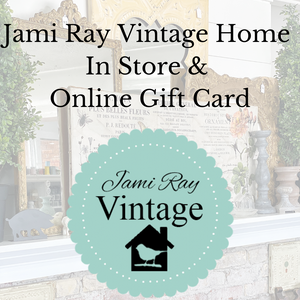 JRV Home Online & In Store Gift Card