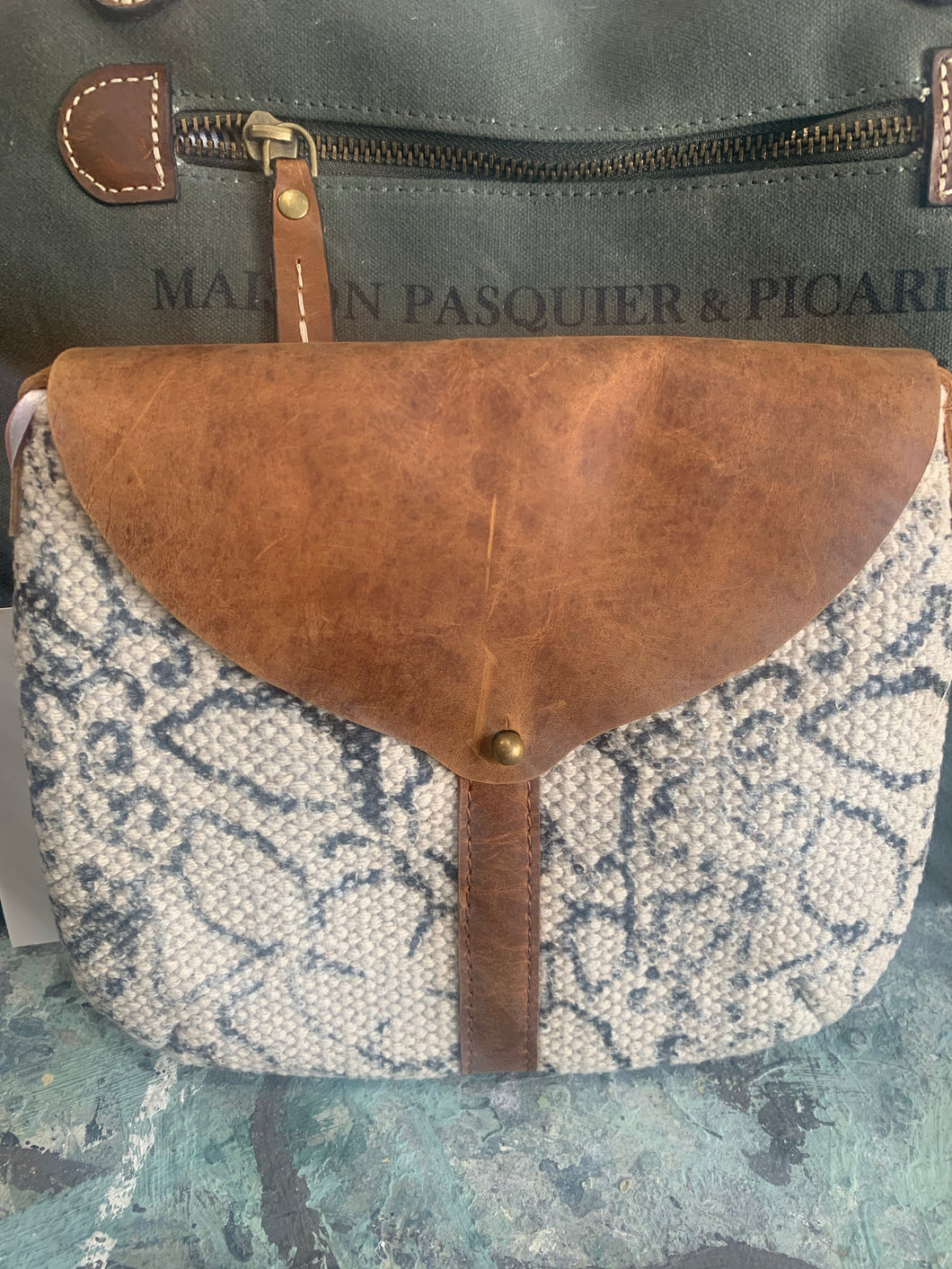 Crossbody Cotton Rug Bags