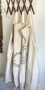Grain Sack Apron