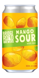 Mango Sour, with Lime