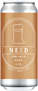 NEeD - IPA Vol.3 - Hazy