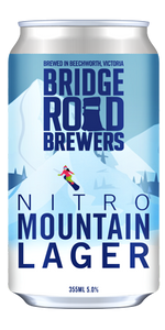 Nitro Mountain Lager