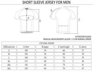 Mens Road Jersey