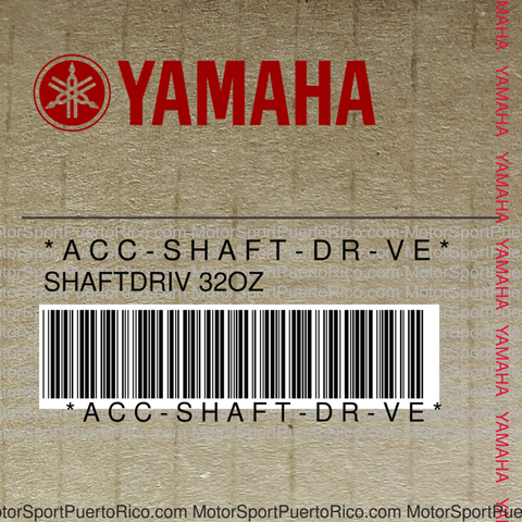 ACC-SHAFT-DR-VE