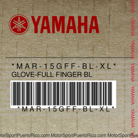 MAR-15GFF-BL-XL