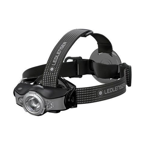 Led Lenser - Headlamp / HeadTorch Rechargeable Bluetooth 320m- MH11