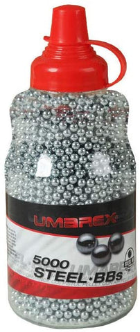 Umarex Steel BB's - .177 - 4.5mm - 5000