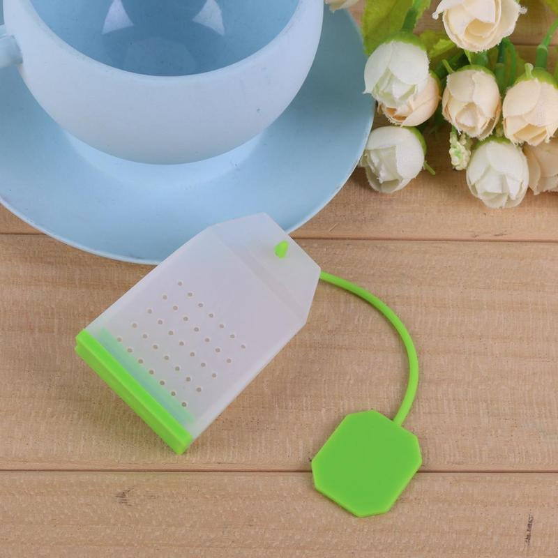 Silicone Tea Bag Infuser