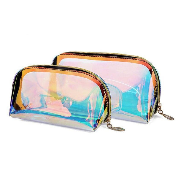Trousse Maquillage Transparente Christina