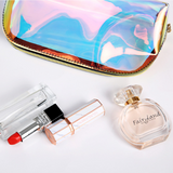 Trousse Maquillage Transparente Christina Fille