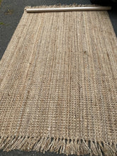 Load image into Gallery viewer, 100% Jute Natural Rug