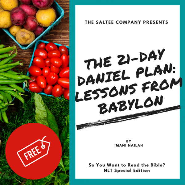 January Daniel Fast Plan