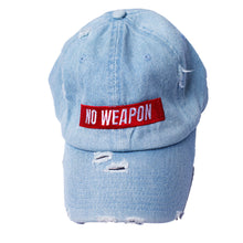 Load image into Gallery viewer, No Weapon Dad Hat