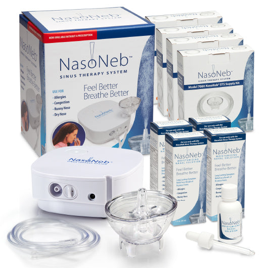 Sinus Therapy System - Family Pack