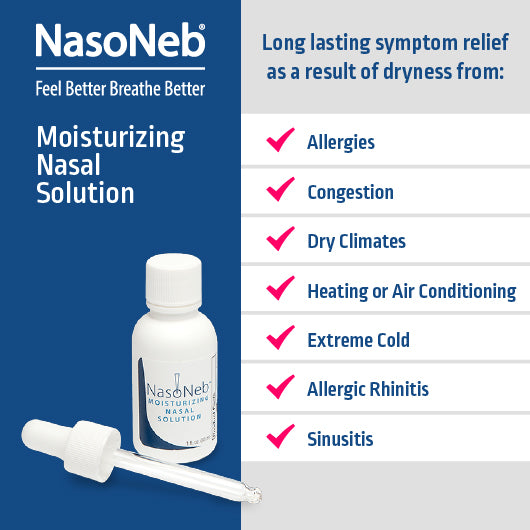 6-Pack Moisturizing Nasal Solution