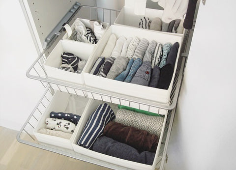 add drawers tp closet