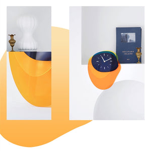 Liquid Time Series Clock