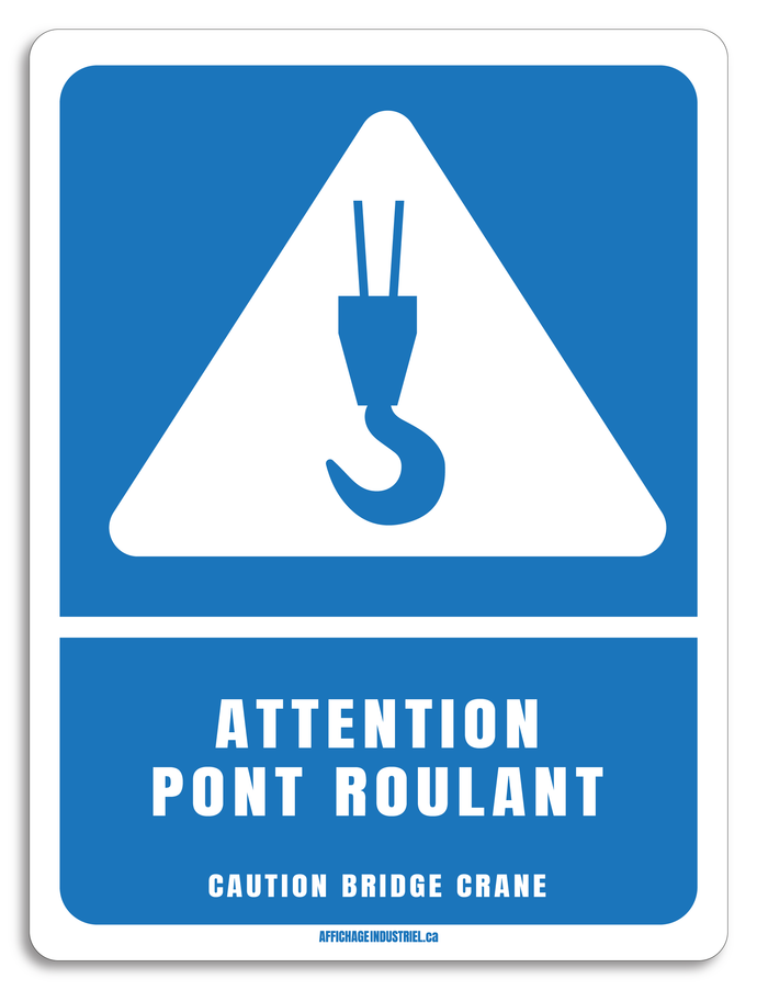 Attention pont roulant