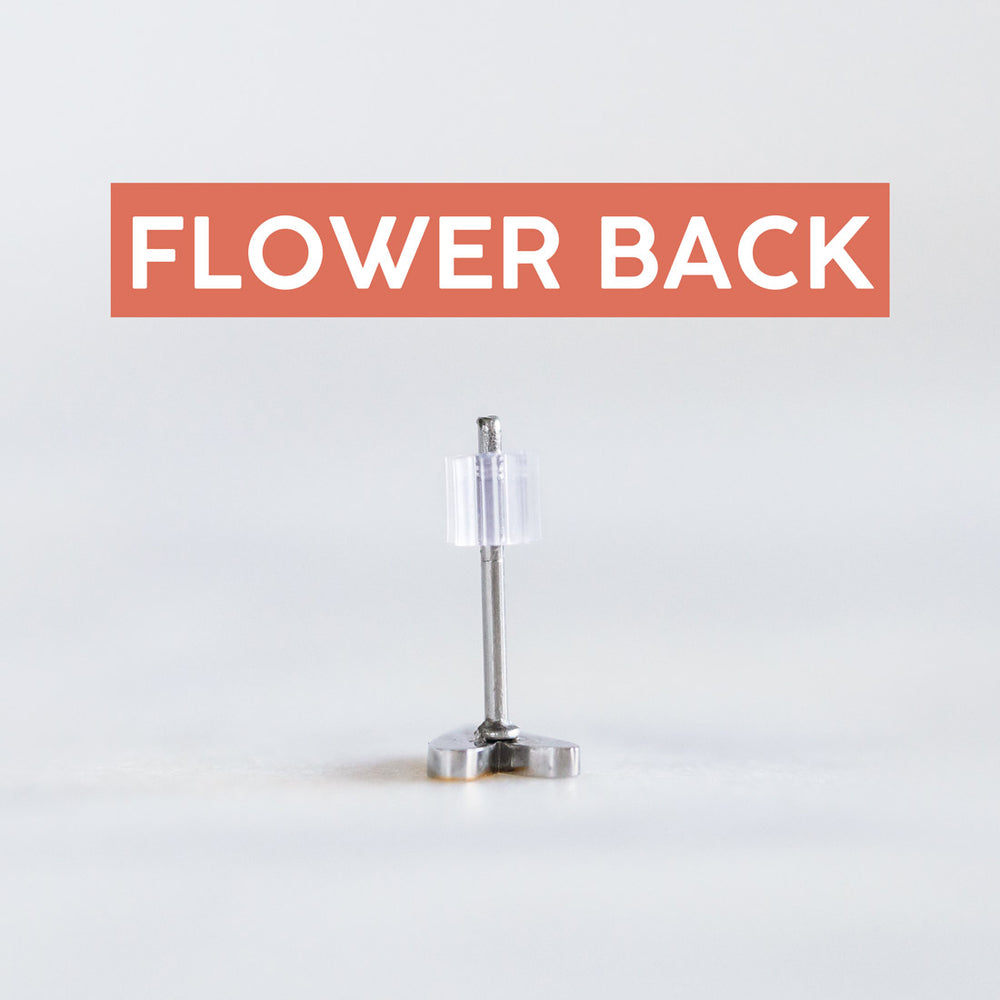 Flower Backs