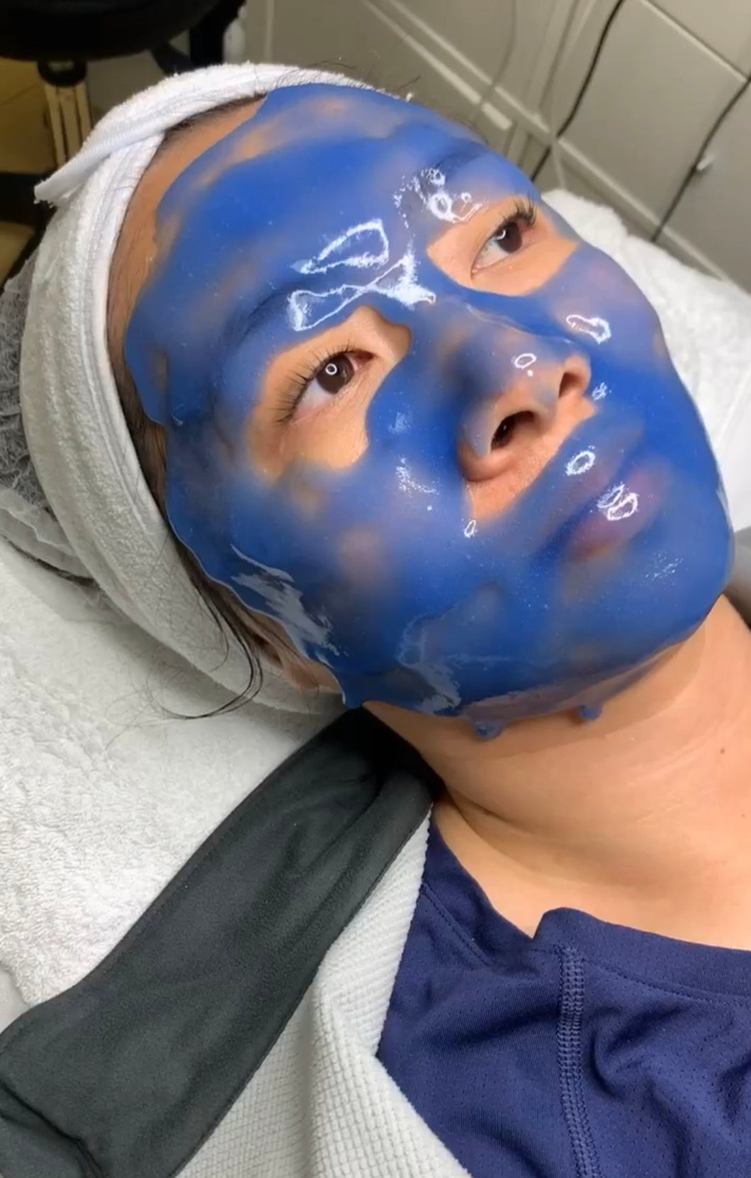 Spot Diminishing HydroJelly Mask - Acne