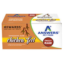 Answers Chicken Feet 10 Pack