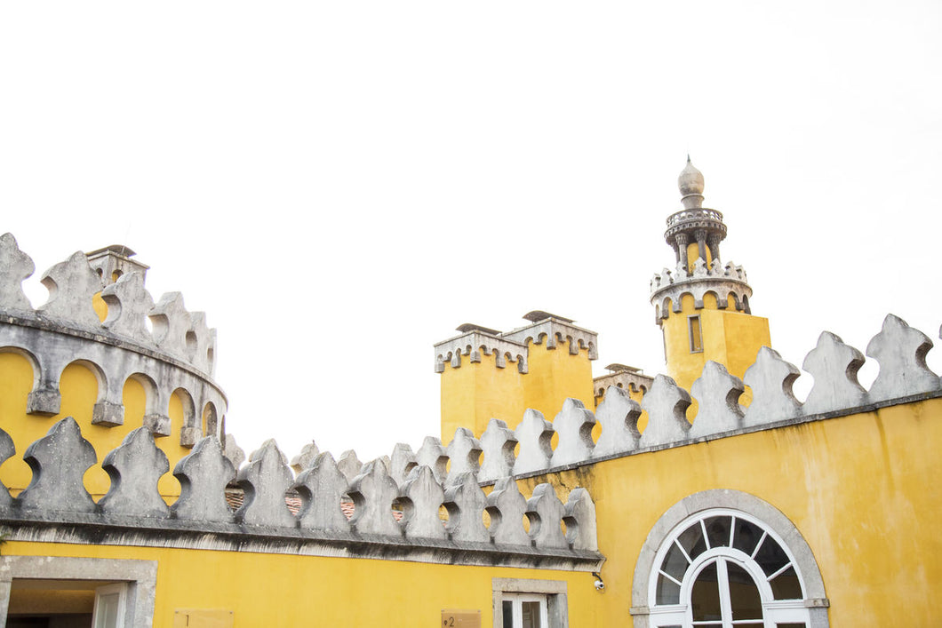 pena palace detail photo for priint