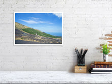 Load image into Gallery viewer, 30.7 cm x 45.0 cm, 12.1 inches x 17.7 inches Etna's hill print