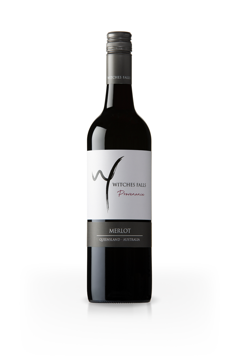2019 Provenance Merlot - Witches Falls Winery