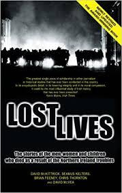 What's Going on with the Price of 'Lost Lives' by McKittrick et al? Part Deux - Belfast Books